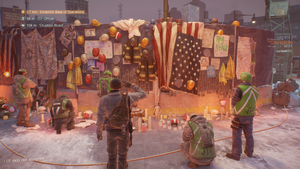 remember the fallen(the division) by theunknownemo