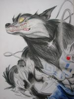 Lycathrope (WOLF MAN) by TheGaboefects