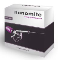 Nanomite Home Vasectomy Kit by Agent-Spiff