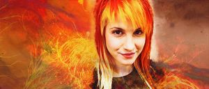 Hayley from Paramore by mYracoon