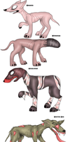Silent Hill Canine's by PlagueDogs123