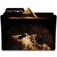 The Pyramid 2014 Movie Folder by mohamed7799