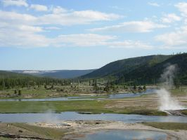 Yellowstone Steam by KayJay777