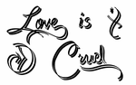 Love Calligraphy by FlickeringFilms