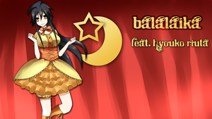 UTAU - Balalaika by warriorgriffinheart