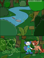 PMD: EoH Chapter 2 - 60 by Evildraws