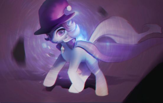 Trixie Lulumoon complete by lmgchikess