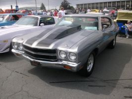 Monster Chevelle by lowlow64