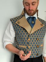 The Thornhill Waistcoat by dreadnoughtdesigns