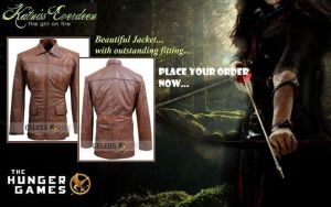 Hunger Games Katniss Everdeen Costume by jessicanelson1265
