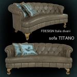 sofa Titano by viiik33