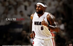 Lebron James - Call to Glory by pllay1