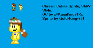 Classic Celine Sprite (Gift for xXKaijuKing91Xx) by gold-ring-951