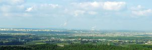 Panorama, Konin by NurNurIch