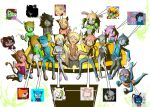 RQ Answer 09:Wii play OC's[Draft] by KickTyan