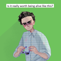 filthy frank after evry video he makes by apostolovaa