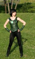 Green Lantern Corps by MsPepperPotts