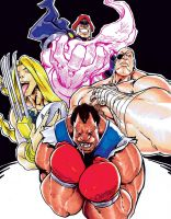 4 Emperors of Shadaloo by theCHAMBA