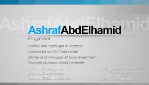 business card by hannibal2011