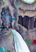 Into Crystal Cave by JqotD