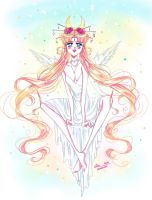 Sailor Moon - holy angel by Alex-Asakura