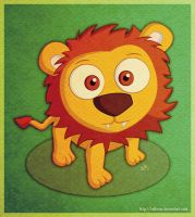 Just a random Lion by KellerAC