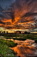 CBBR Sunset by Johnt6390