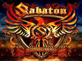 Sabaton Coat of arms by thepalehorsman234