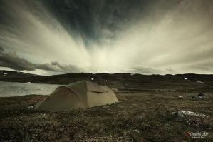 My home for the night by Zx20
