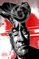 David Lynch by RussCook