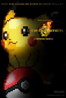 The Video Games - Pikachu Version by SuperDude001