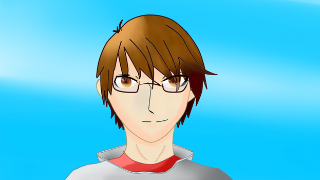 Me but im anime! by Warlord9787