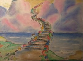 Stairway to Heaven by Fairy-of-the-valley