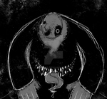 ghastlygaster : mouth by pumkat