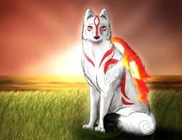 Ammy Sitting Pretty by MegBeth
