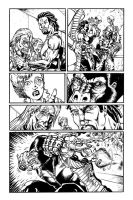 Extinctioners inks p3 by markwelser
