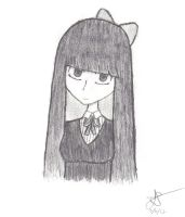 Stocking Sketch by SonicEdge7