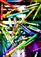 Crayon Scans by fifthdimensional