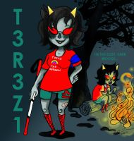 Camp Counsellor Terezi by Alice-sama