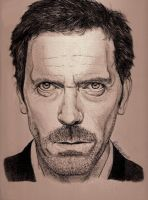 Dr. House by Hausofch