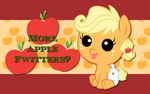 More Apple Fwitters WP by AliceHumanSacrifice0