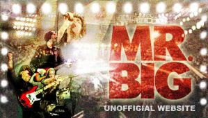 Mr. Big Banner by rachanee-munar