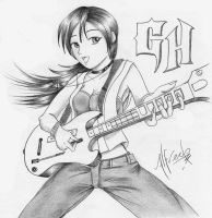 Play Guitar Hero by alsquall