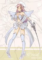 Angel Clear by virus-g