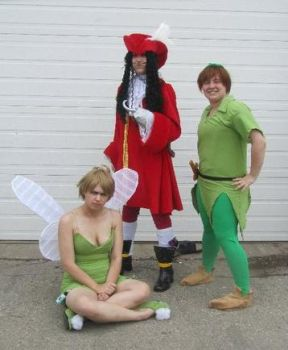 Peter Pan - AN 2011 by LilxStarxJo