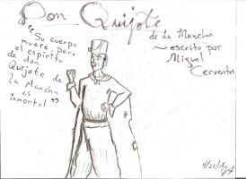 Don Quijote by CallThePatentOffice