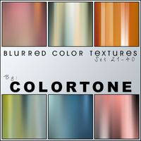 Blurred Color Textures Set Two by magdalena-stock