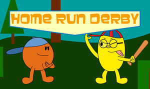 Mr. Men and Little Misses: Home Run Derby by Percyfan94