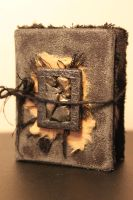 miniature book, fantasy.front by izibel1