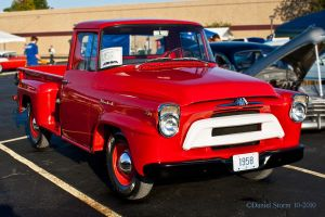 1958 International A110 by StormPix